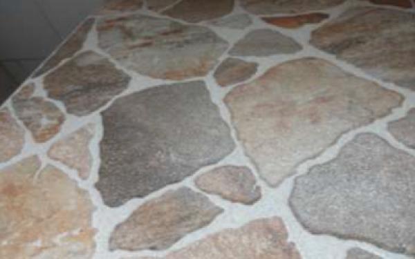Ceramica Carabobo Tipo Piedra Para Piso Exteriores
